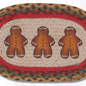Gingerbread Men Jute Collection
