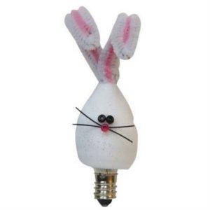 White Bunny Bulb