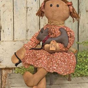 Ann & Barney Doll
