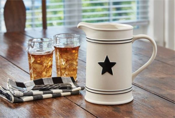Country Star Pitcher by Park Designs