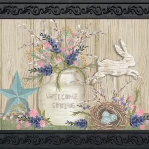 Gifts of Spring Doormat