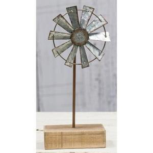 Windmill Finial - 9""