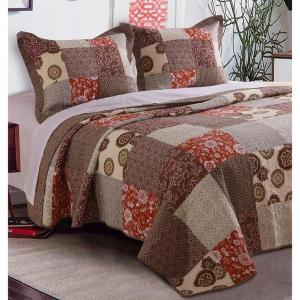Stella Full/Queen Quilt Set