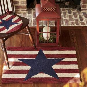 American Star Hooked Rugs and Decor