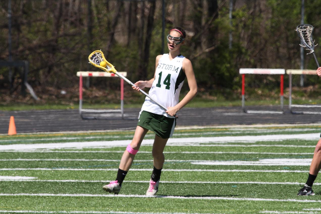 Womens Lacrosse Vs Grand Valley State Lake Erie