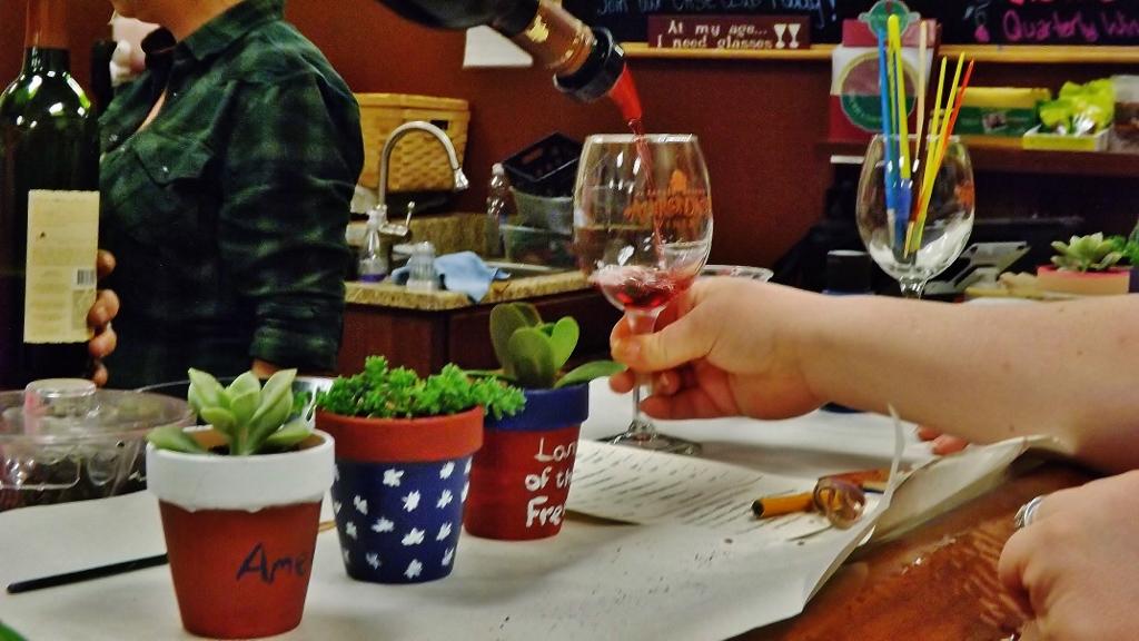 Adirondack Winery Sip & Plant