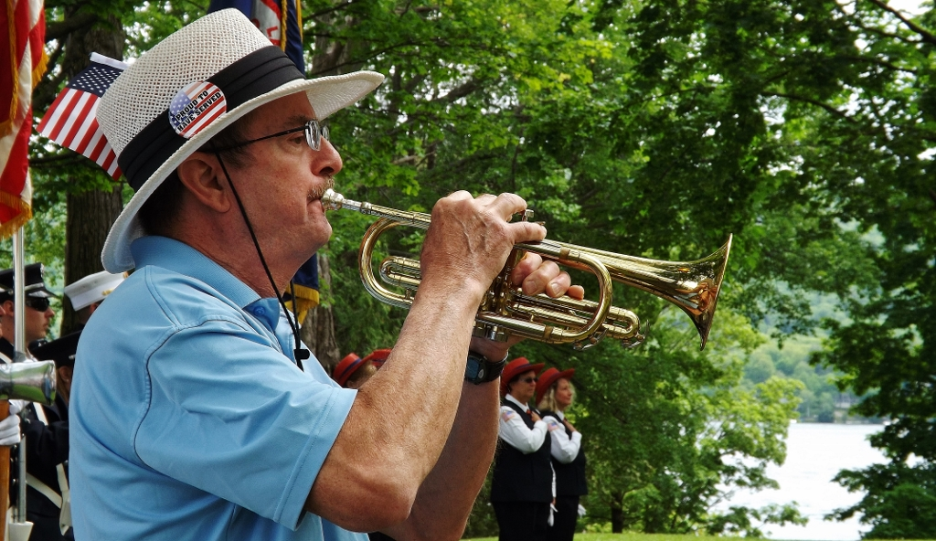 Lake George Memorial Day ceremony