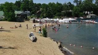 beach bolton landing ny