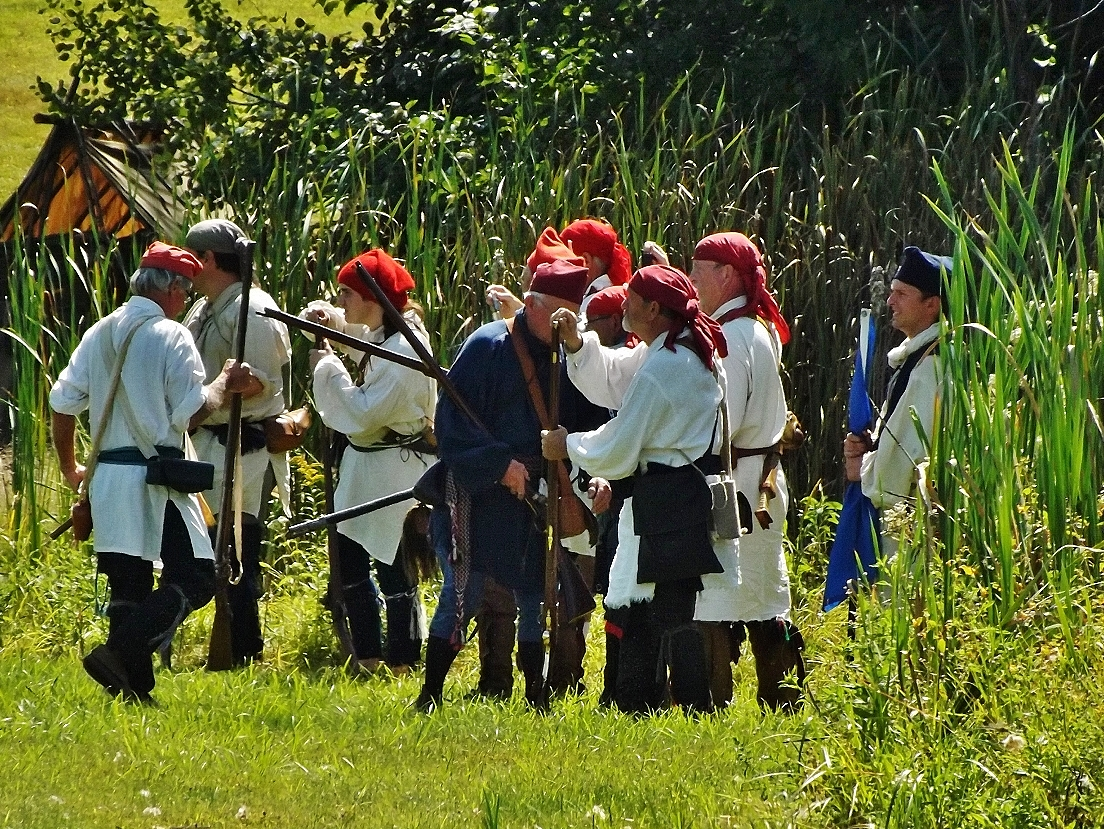 Fort William Henry reenactments mark anniversary of siege and