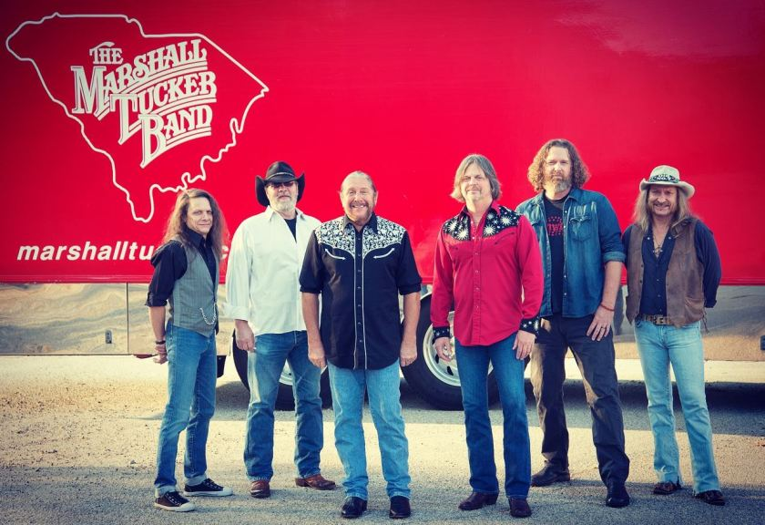 Marshall tucker band lake george