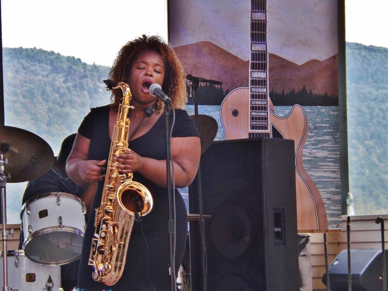 Lake George Jazz Weekend 2017