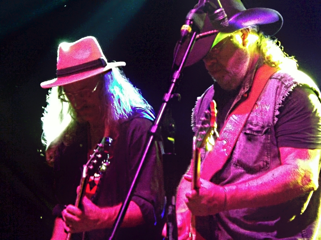 The Marshall Tucker Band in Lake George