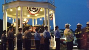 Warrensburg 9/11 ceremony
