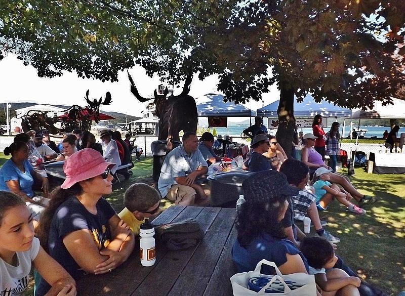 steamboat company family fun fest