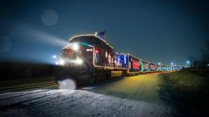 2017 Holiday Train