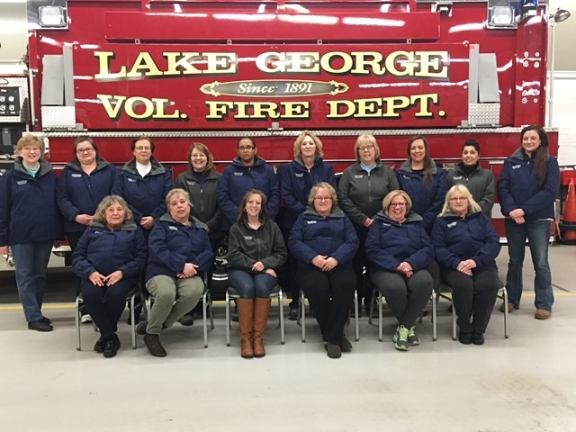 Lake George Fire Department Ladies Auxiliary