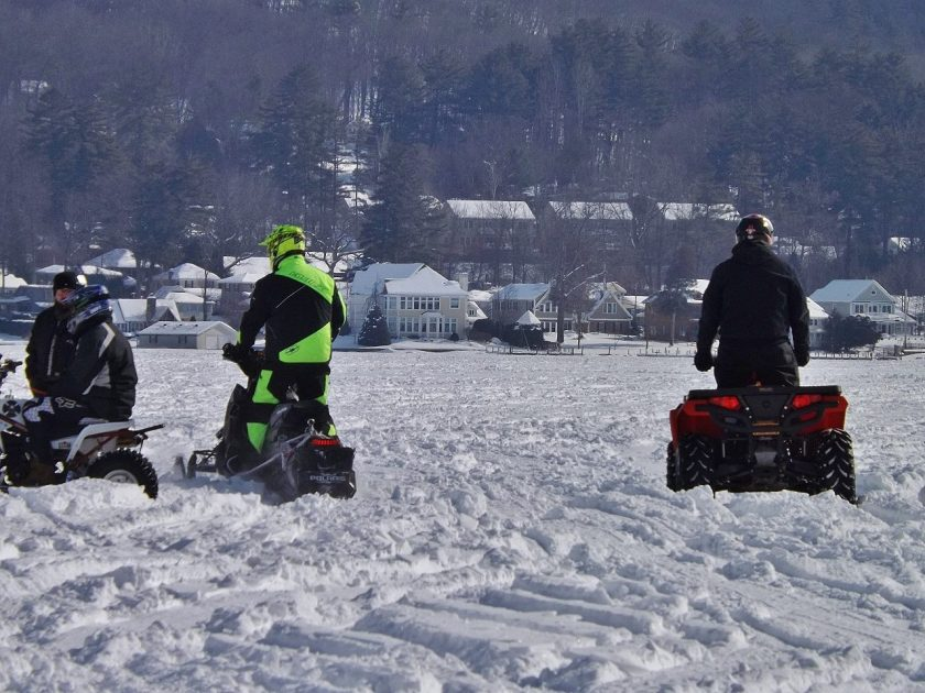 Lake George Winter Carnival 2019 kicks off with ice, snow