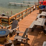 Picnic Tables, Gas Grills