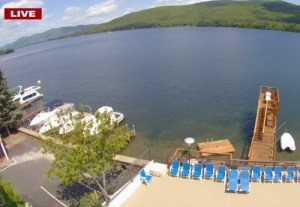 lake george lake motel live camera