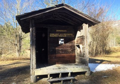 Smallest US Post Office in Cashiers NC