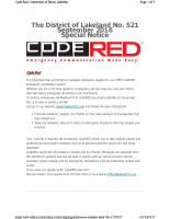 CodeRed Sept 2016