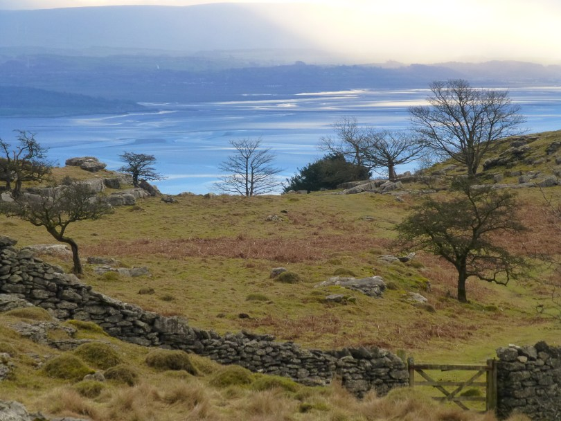 Morecambe Bay from Hampsfell