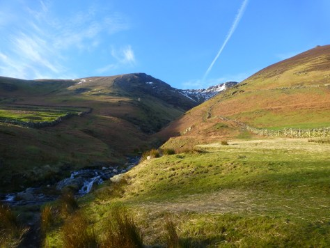 Blease Fell and Gategill Fell