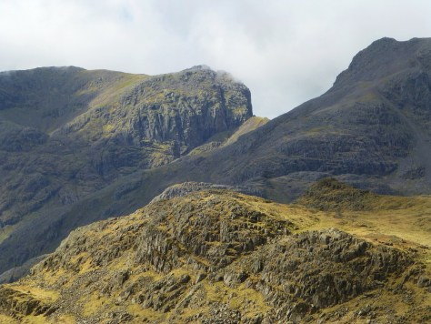 Sca Fell and Mickledore