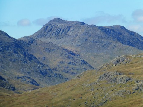 Bow Fell from Swirl How