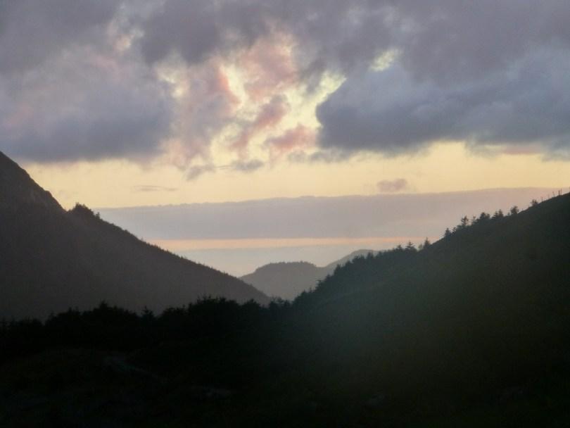 Sunset over Ennerdale