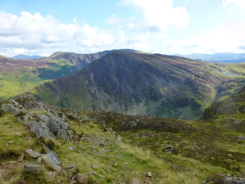Fleetwith Pike from Haystacks