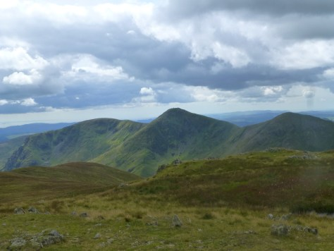 The Kentmere Fells