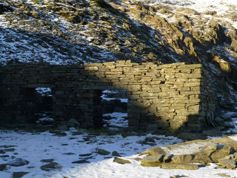 Slate Quarry - Old Man of Coniston