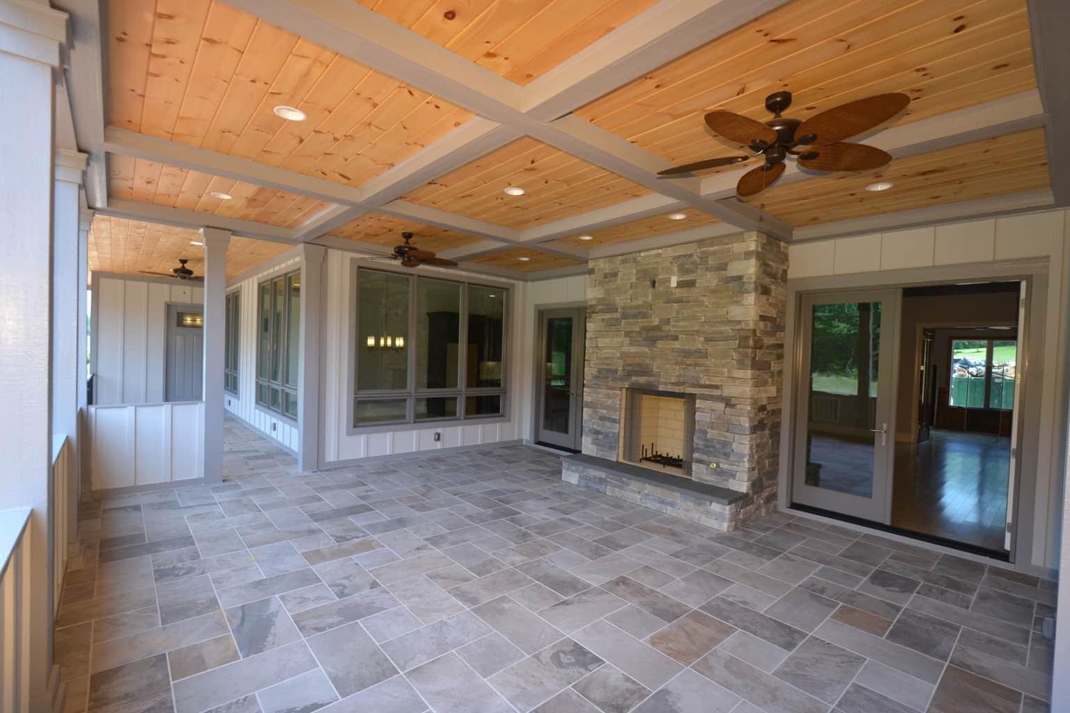 screened porch builder greensboro nc