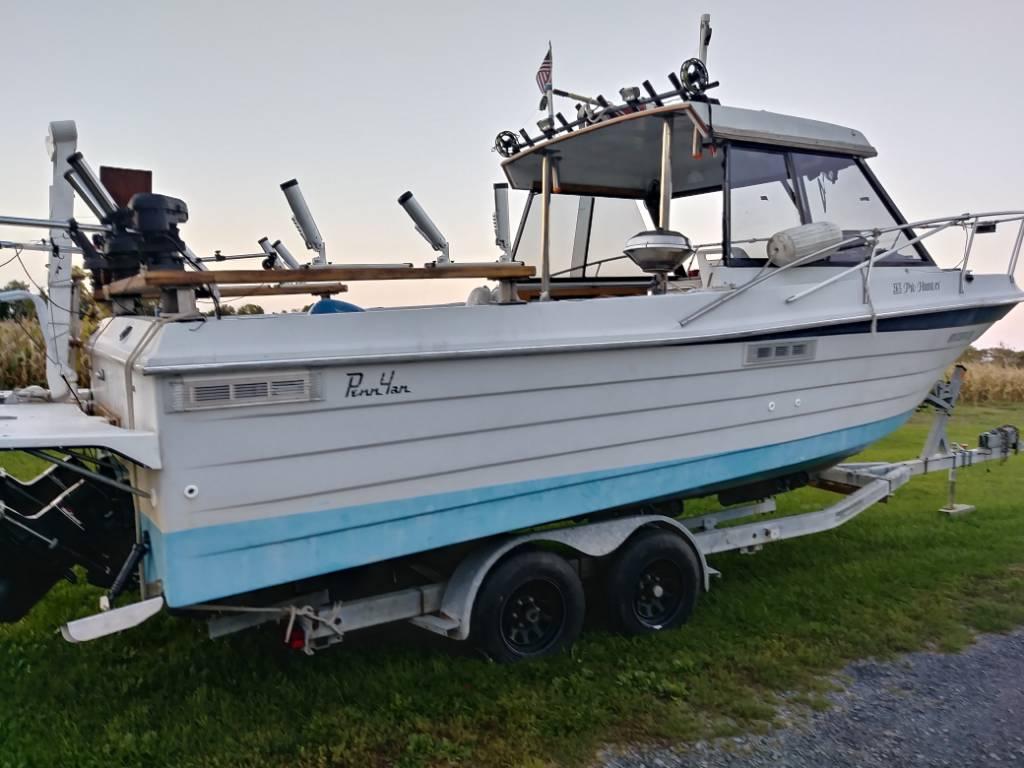 91 Penn Yan Pro Hunter Classifieds Buy Sell Trade Or Rent Lake Ontario United Lake