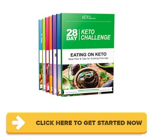 Download 28-Day Keto Challenge PDF