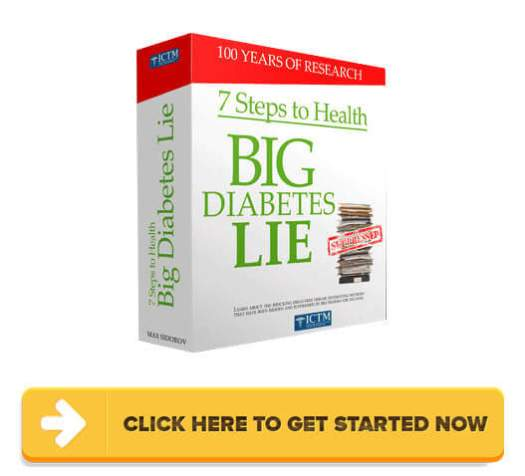 Download 7 Steps To Health and The Big Diabetes Lie PDF