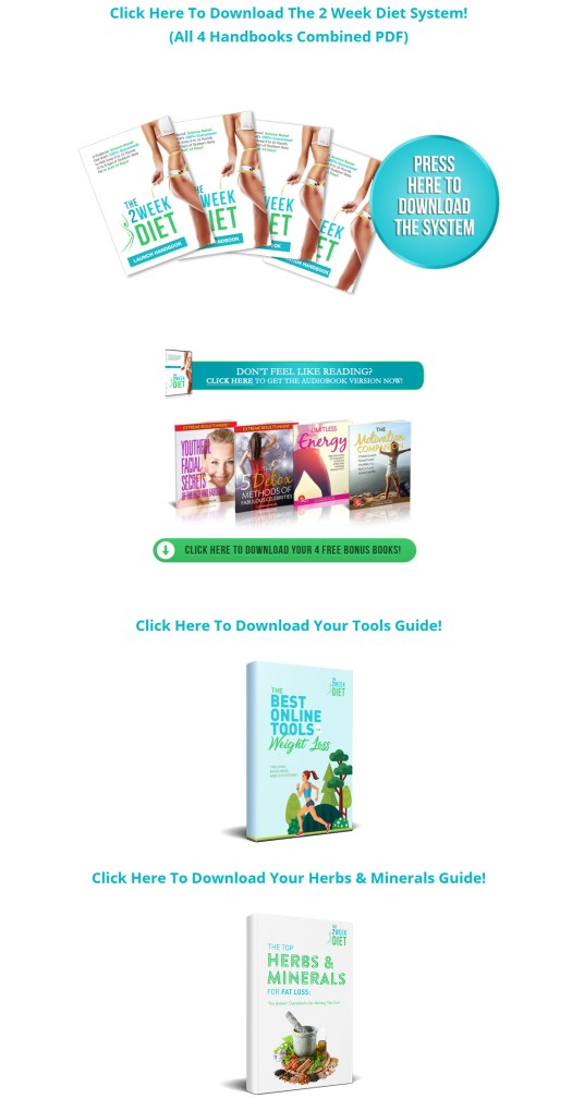 The 2 Week Diet System Download Page