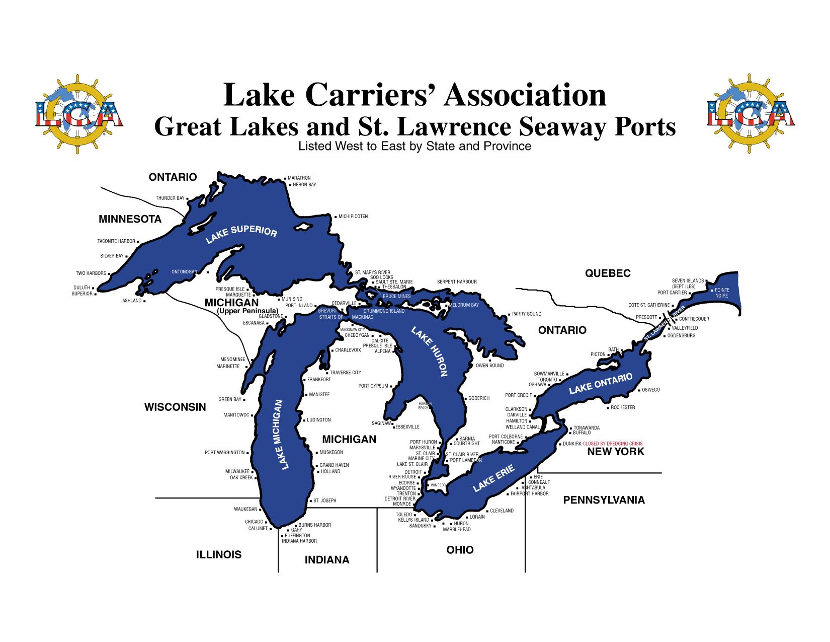 Great Lakes Cams