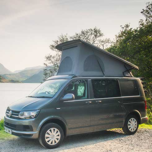 Lake District Campervan Hire