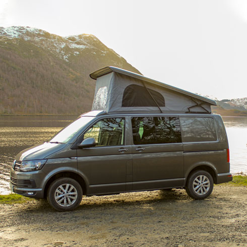 lake district campervan hire dollywaggon