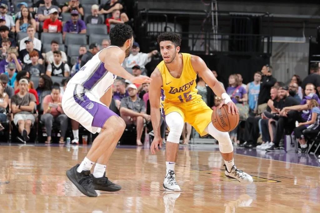 Jordan Howard, Los Angeles Lakers vs Sacramento Kings