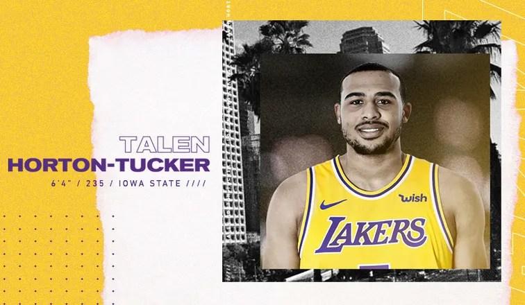 Talen Horton-Tucker