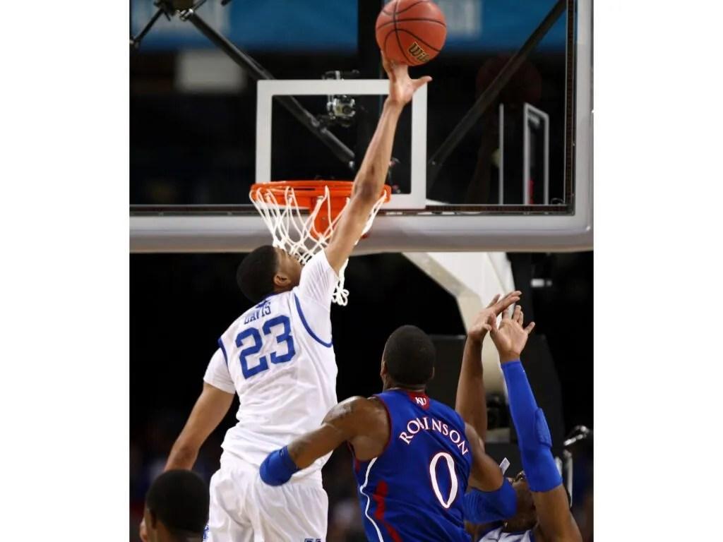 Anthony Davis, 2012 NCAA Championship Game