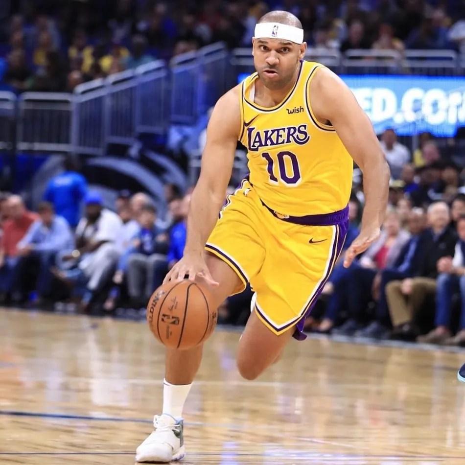 Jared Dudley, Los Angeles Lakers vs Orlando Magic