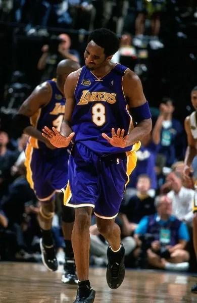 Kobe Bryant, 2000 NBA Finals
