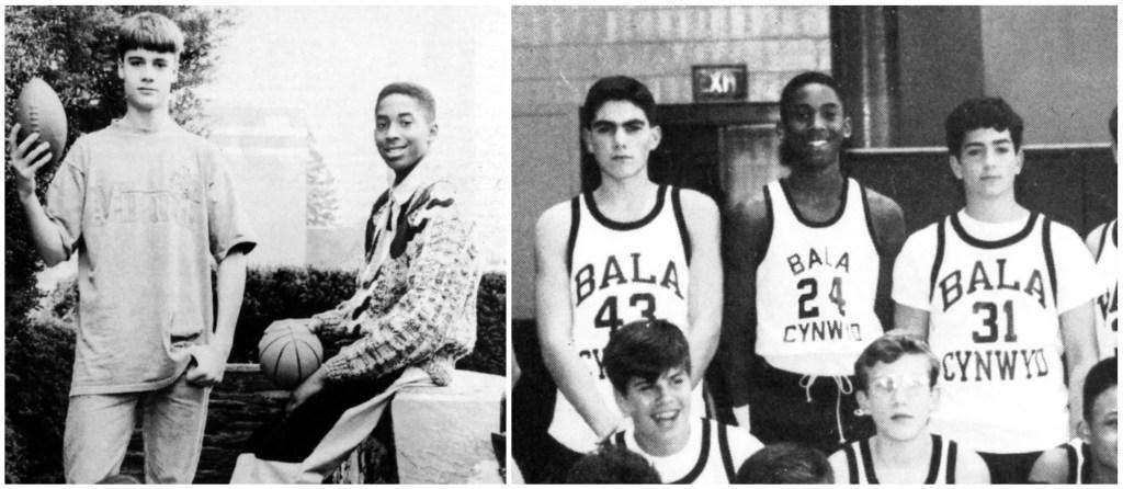 Kobe Bryant, Bala Cynwyd Middle School Yearbook