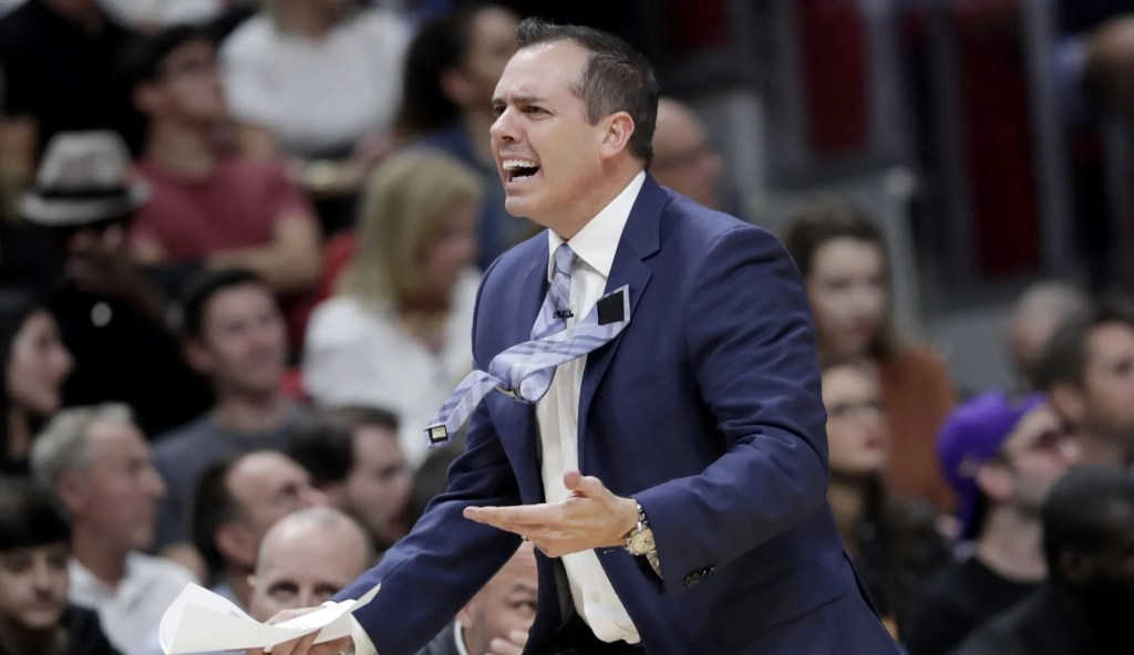Frank Vogel, Los Angeles Lakers vs Miami Heat