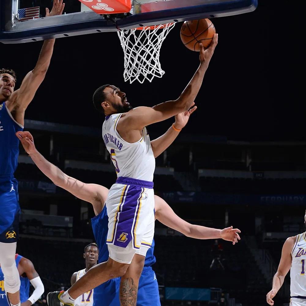 Talen Horton Tucker, Los Angeles Lakers vs Denver Nuggets