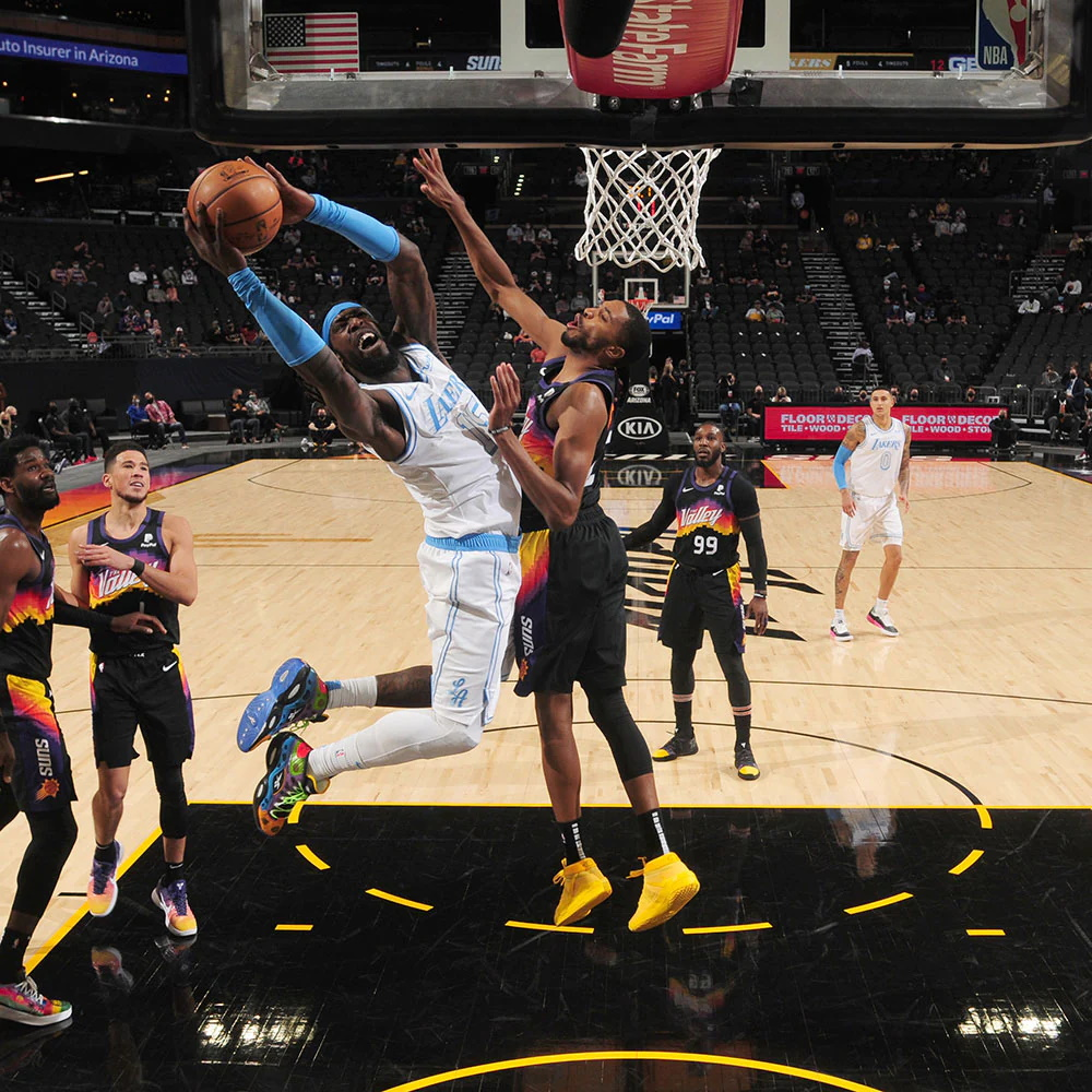 Montrezl Harrell, Los Angeles Lakers vs Phoenix Suns